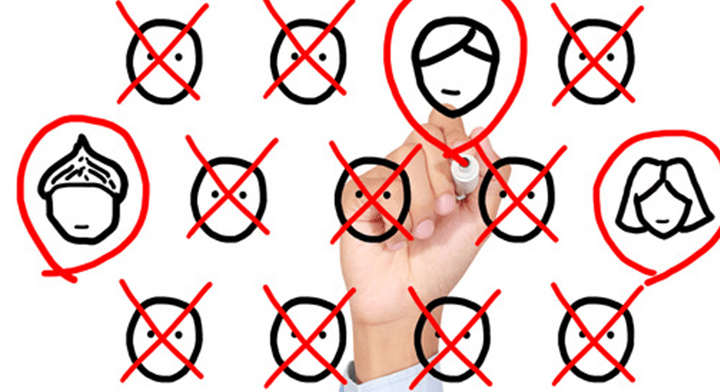 Why being turned down is great for business…