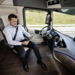 driverless truck