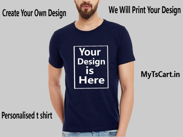 Customised Printed t shirt