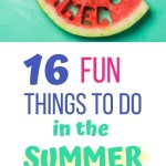 Awesome Summer Bucket List For Teens Summer Fun With Friends