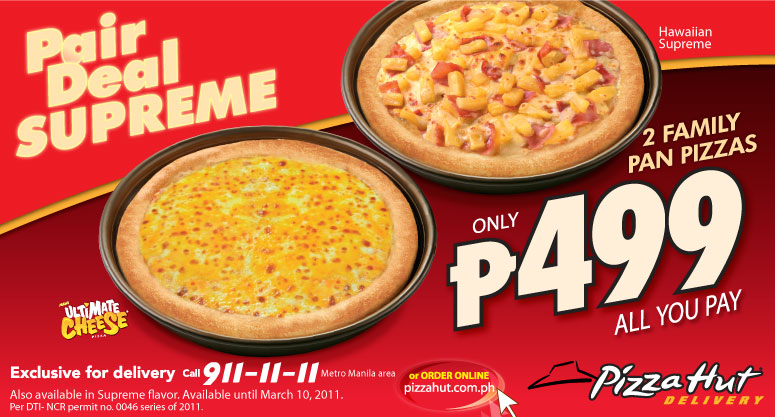 Pizza Hut Promo Philippines 159