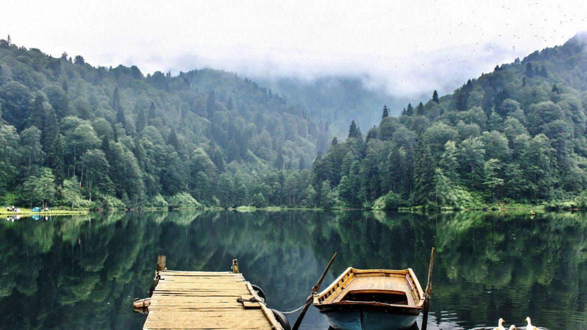 بحيرة كاراجول ارتفين