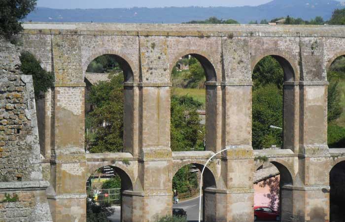 Antico acquedotto di Nepi