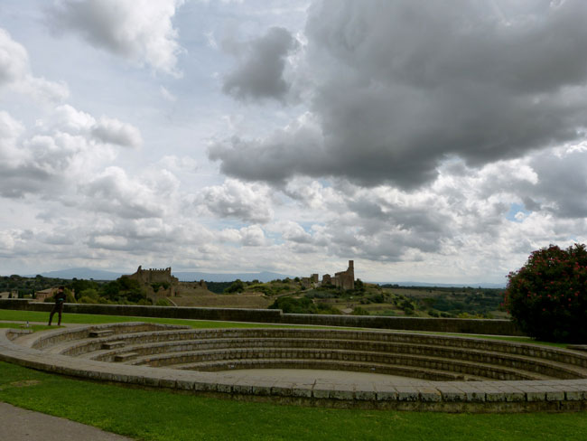 Anfiteatro Tuscania