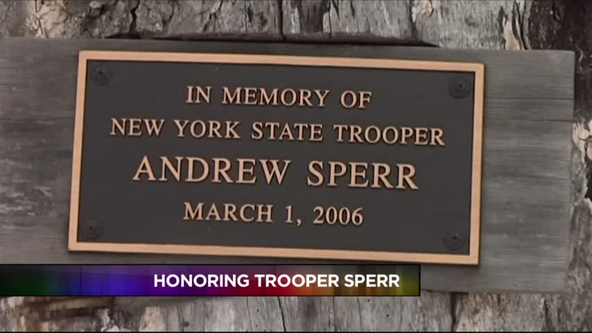Trooper Sperr To Be Honored_99834539-159532