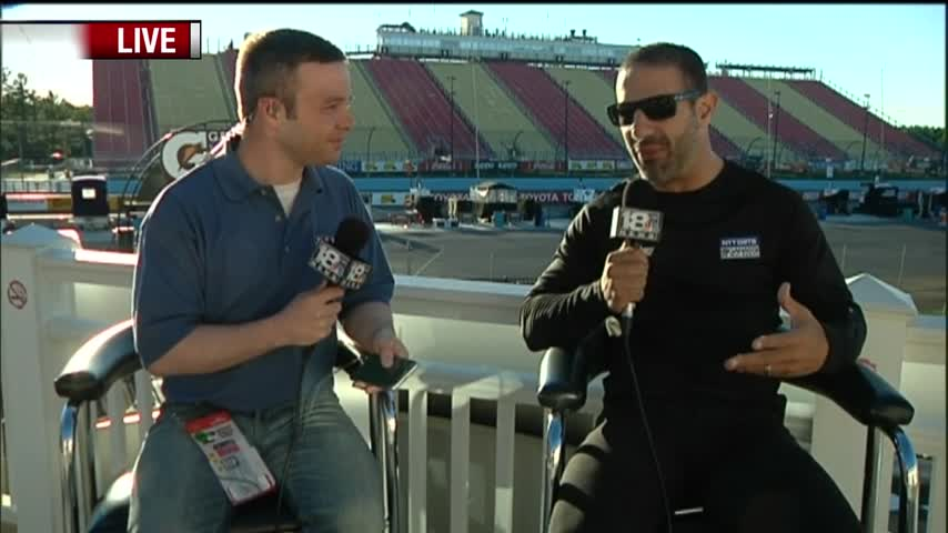 18 Sports LIVE with INDAYCAR Driver Tony Kanaan_15501362-159532