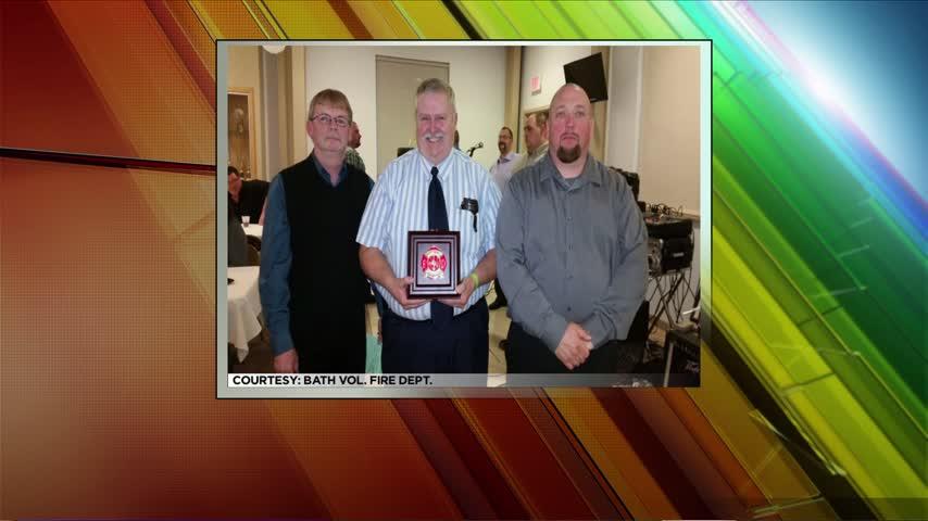 Bath Fire Volunteer 50 Years of Service_74405489