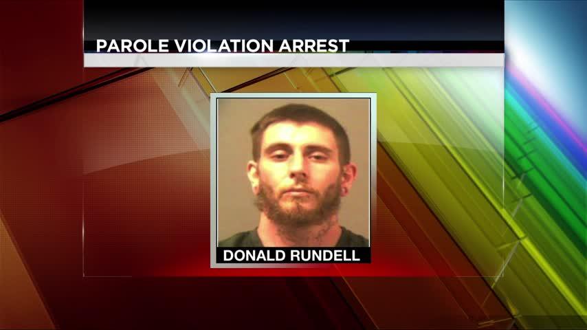 Bath man arrested for parole violation_79754444