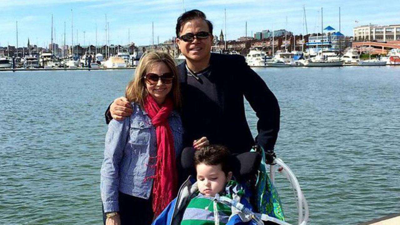Arthur and Olga Estopinan with son Arturo Estopinan38388725-159532