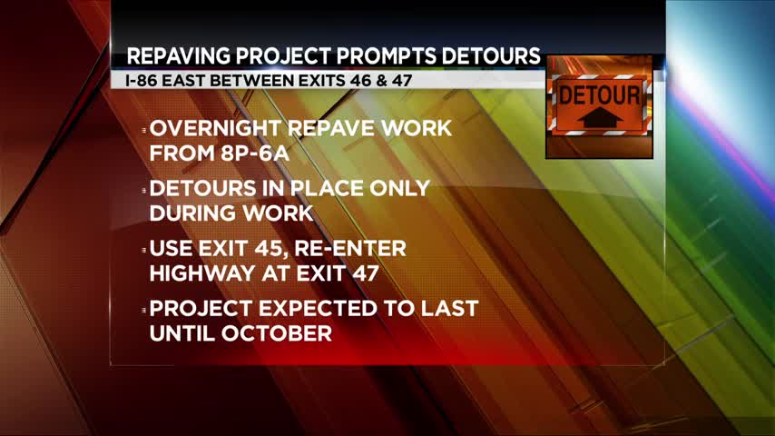 Major repave work ahead for I-86 in Corning_93050698