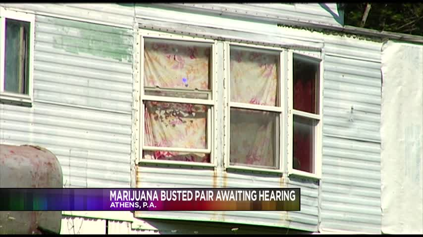 Couple awaiting hearing over marijuana bust_62206327