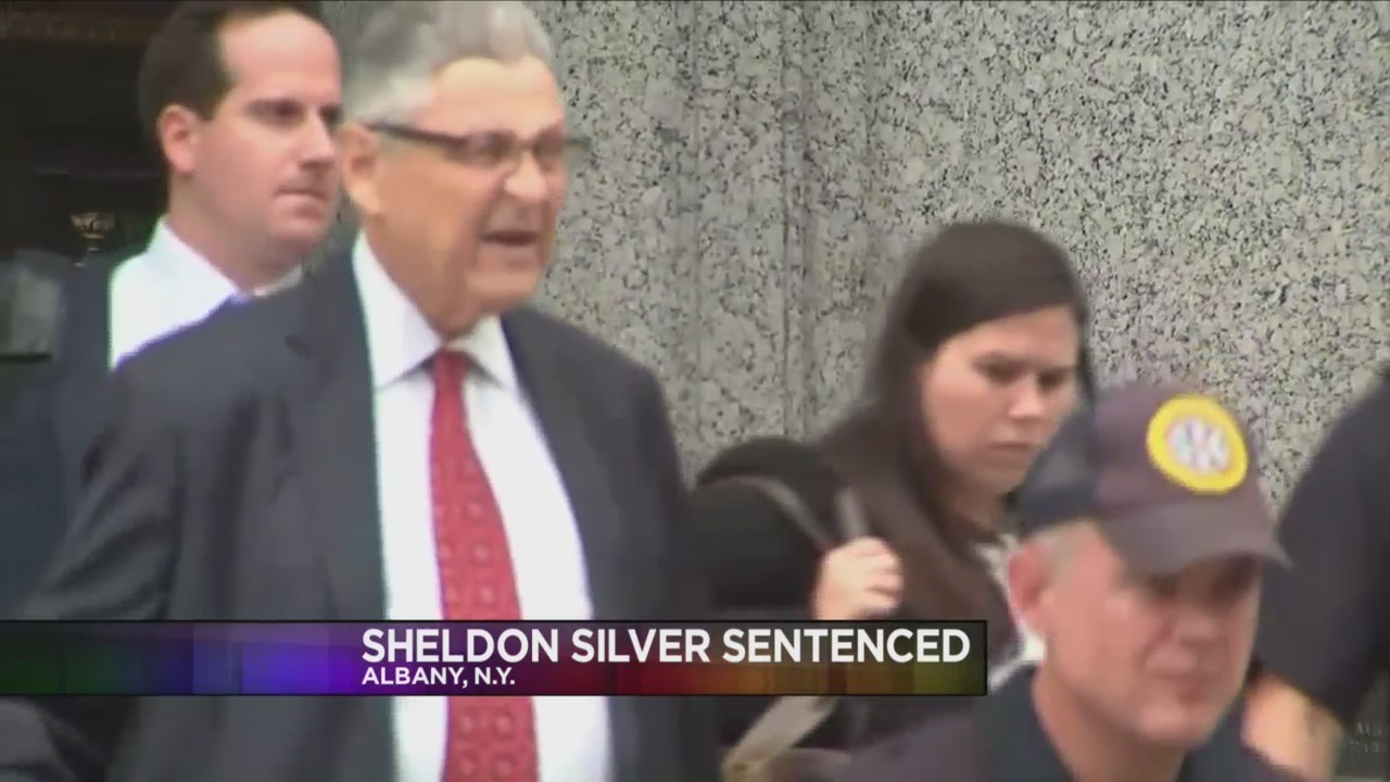 Former NY assembly speaker Sheldon Silver sentenced to 7 years in prison
