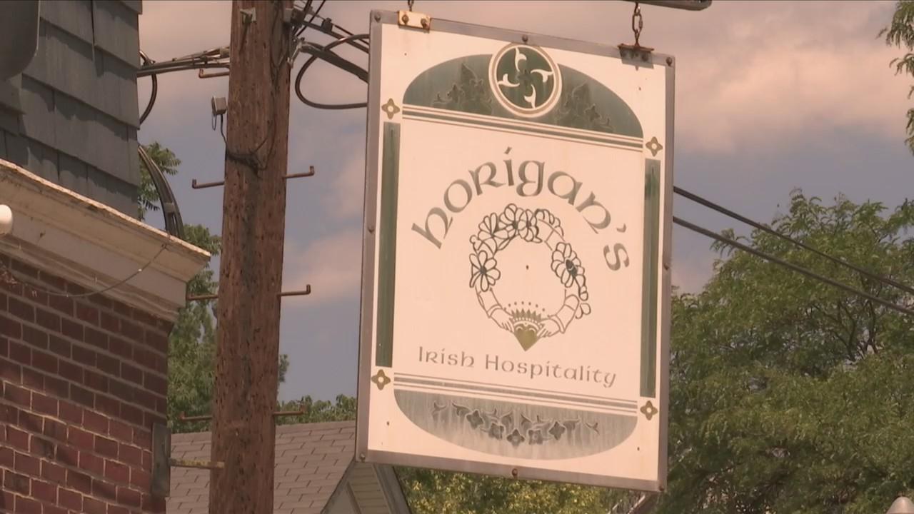 Horigan's closes