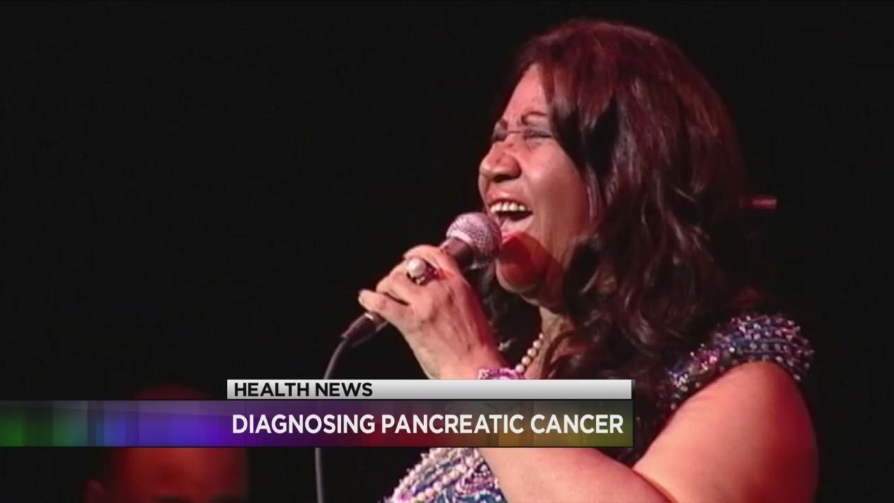 Aretha Franklin's death highlights pancreatic cancer