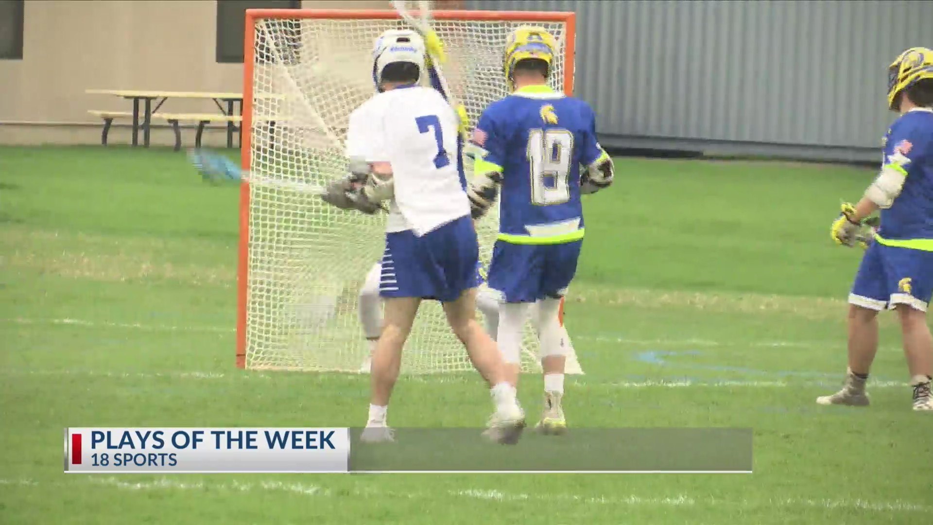 18 Sports Plays of The Week