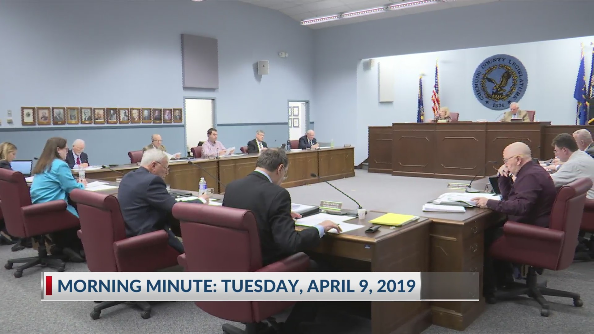 Morning Minute: Tuesday, April 9, 2019