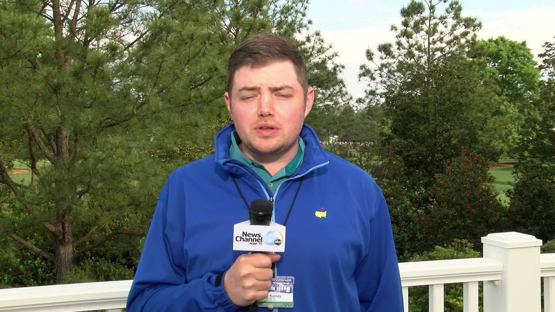 Web Exclusive: Weather and Tee Time Update