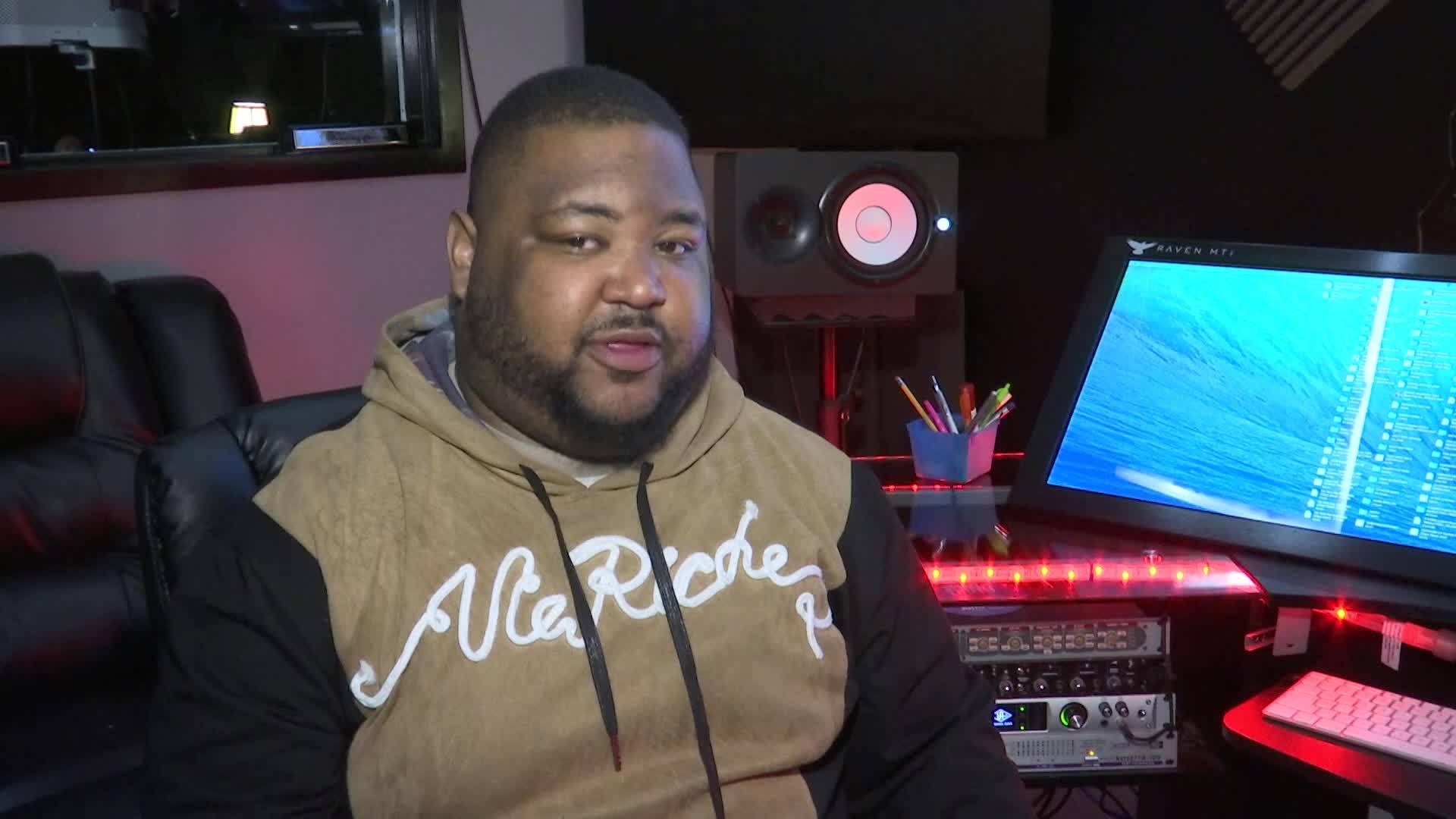 Local rapper talks musical creativity; what makes him unique