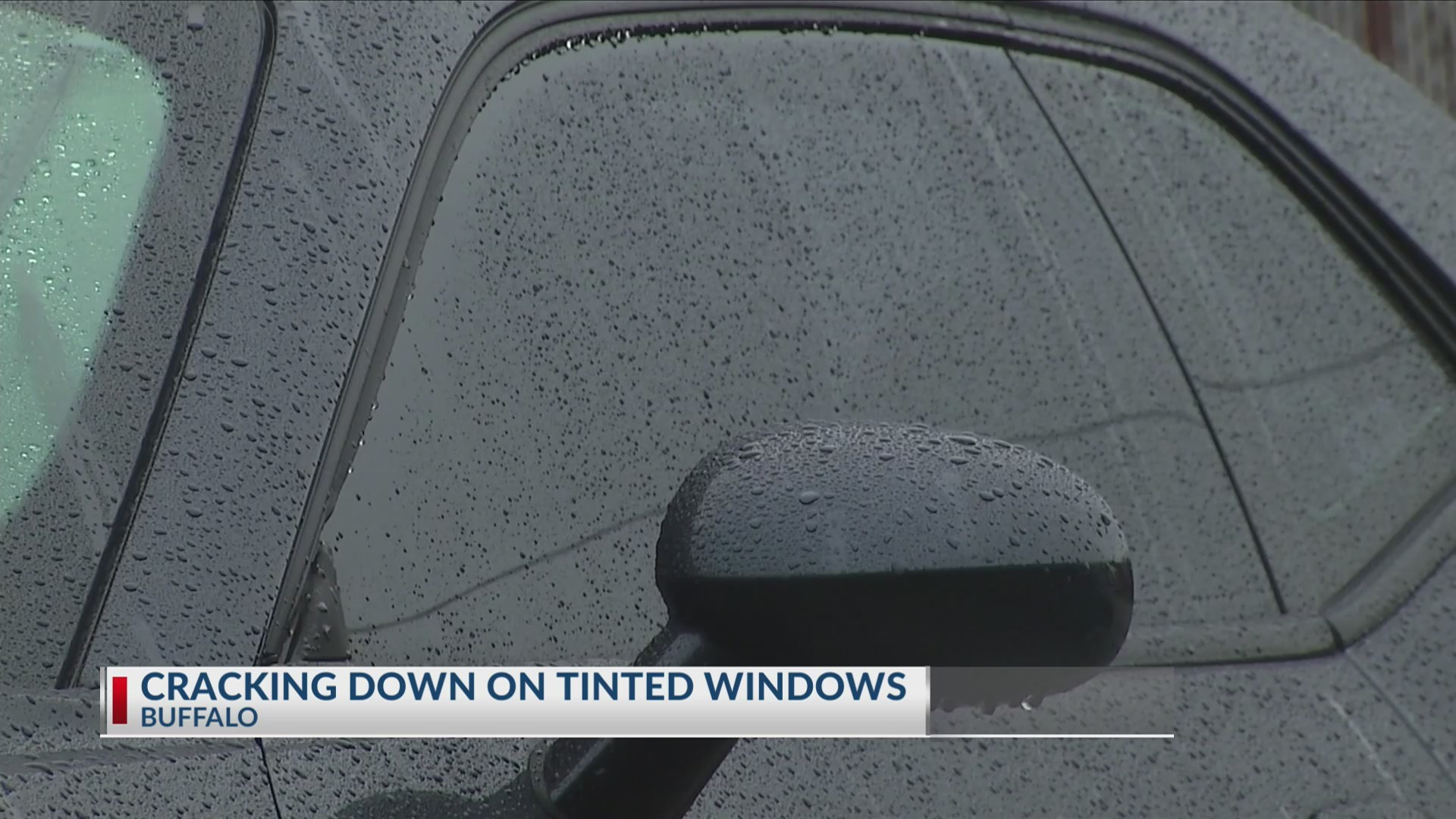 Tinted window tickets most common for Buffalo Police