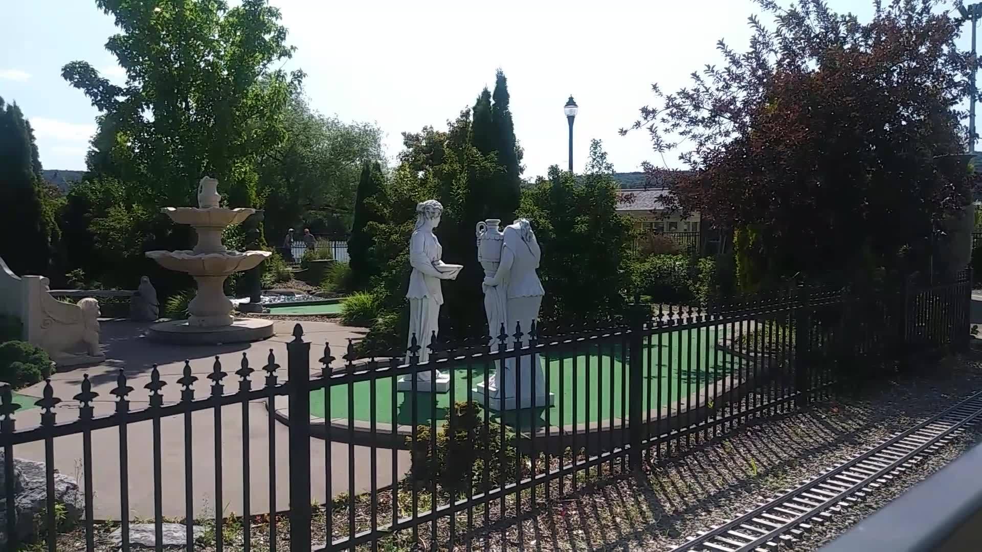 Decapitated Statue 2