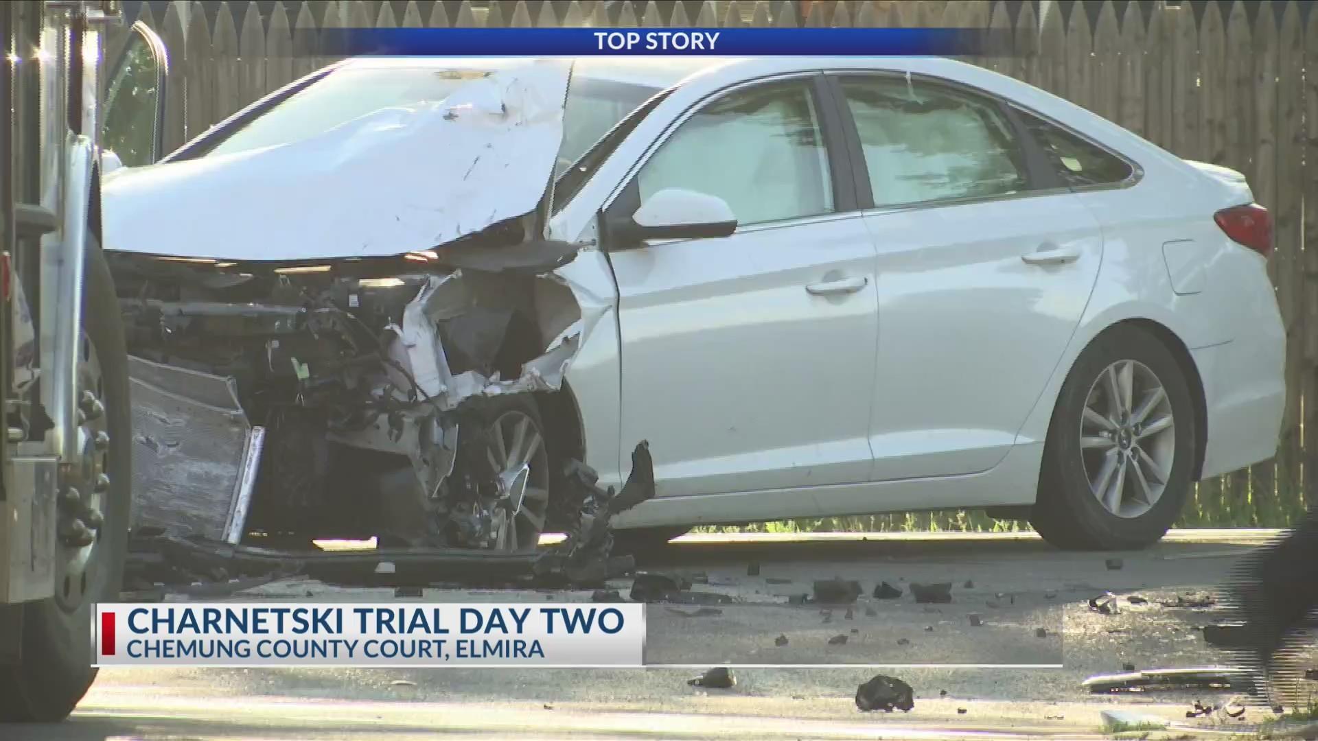 Caden Charnetski trial: Witnesses detail deadly crash
