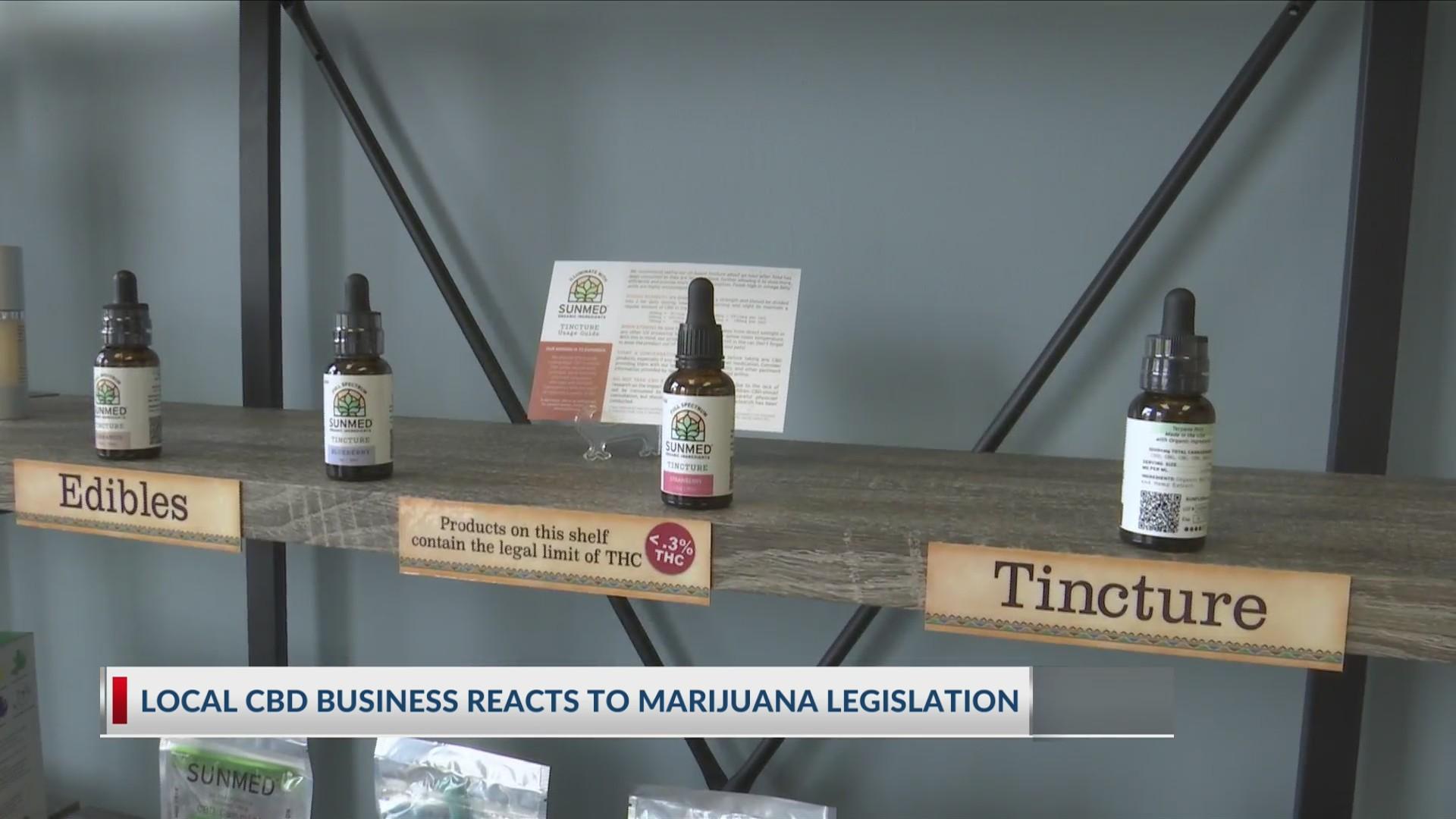 Push for Marijuana Legalization Fails