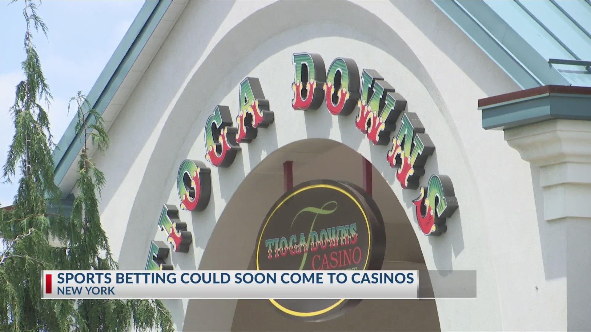 Sports Betting Could Soon Come To Casinos