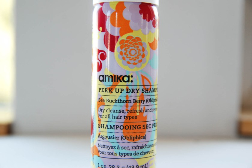 In Review Amika Perk Up Dry Shampoo