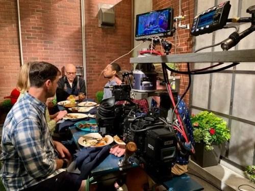 Good Eats, Food Network, Alton Brown, Camera Slider