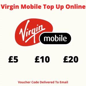 Virgin Mobile Top Up Online