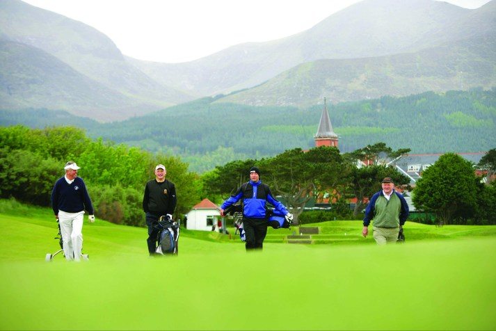 P&O Golf Royal County Down