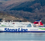 stena line ulster life