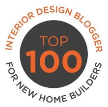 Top 100 Interior Design Bloggers for New Home Builders