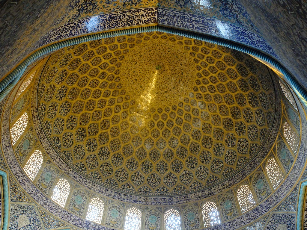 Isfahan, Iran, Persia, Lotfollah, mosque, cultural trips