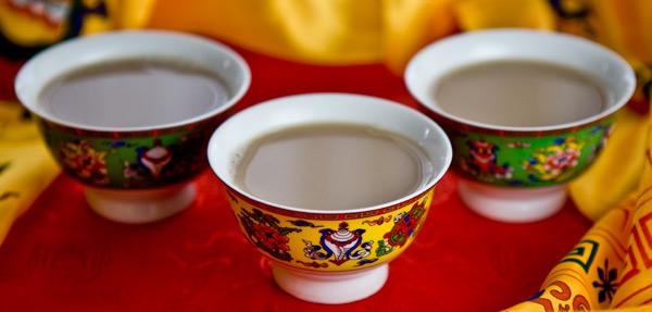 sherpa tea, butter tea, nepal, tibet, china, bhutan, himalayas
