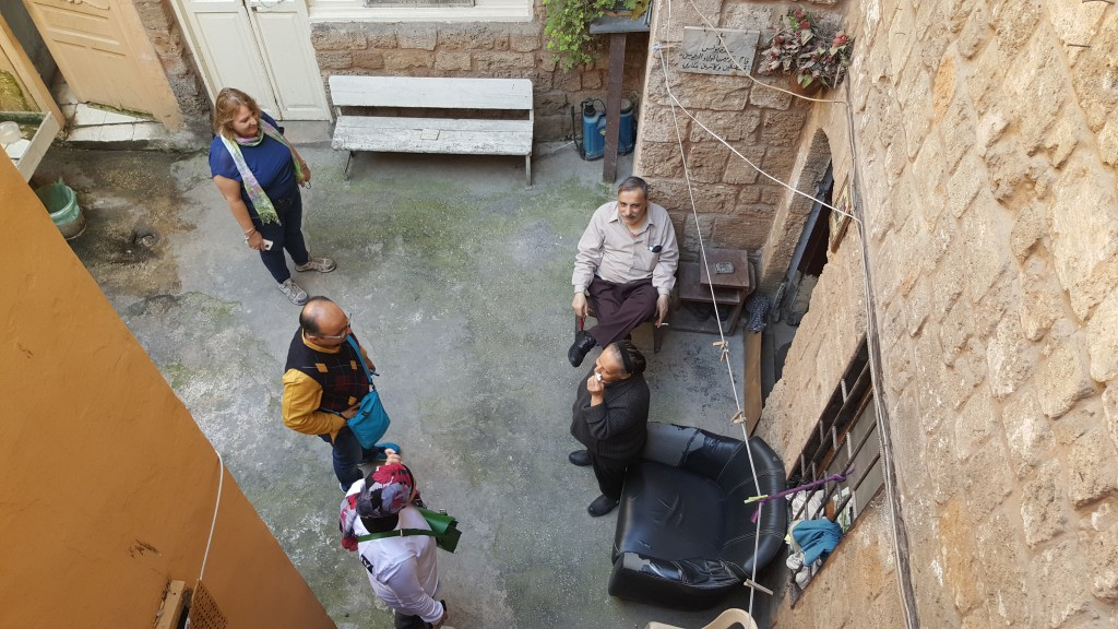 Tripoli, Lebanon, Saint Jonah, human connections, conversations, in conversation