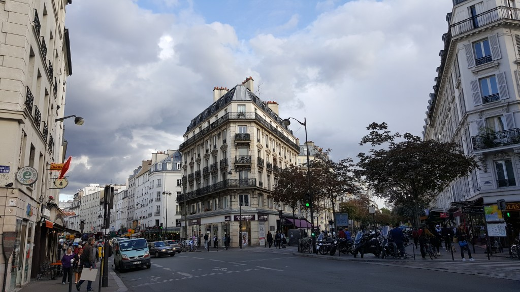 Bastille, avenue, district, neighborhood, old neighborhood, architecture, Paris, France