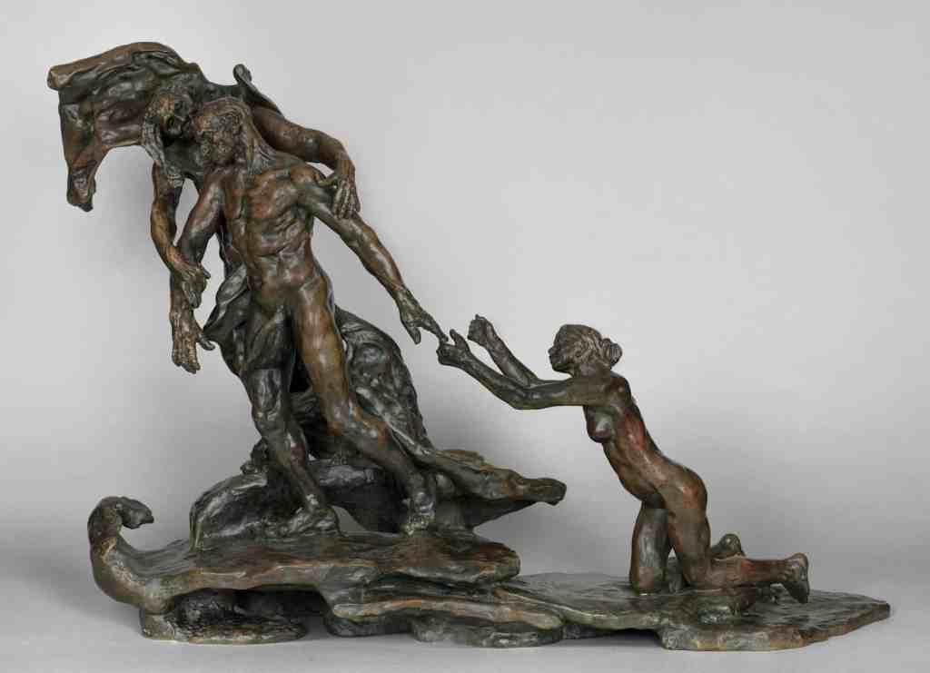 Camille Claudel, museum, Paris, France, Nogent-sur-Seine