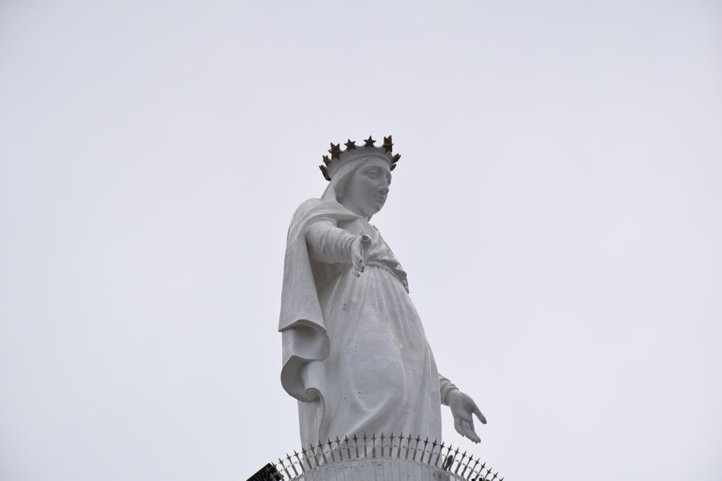 Lebanon, Our Lady of Lebanon, Shrine, pilgrimage, Harissa, Jounieh