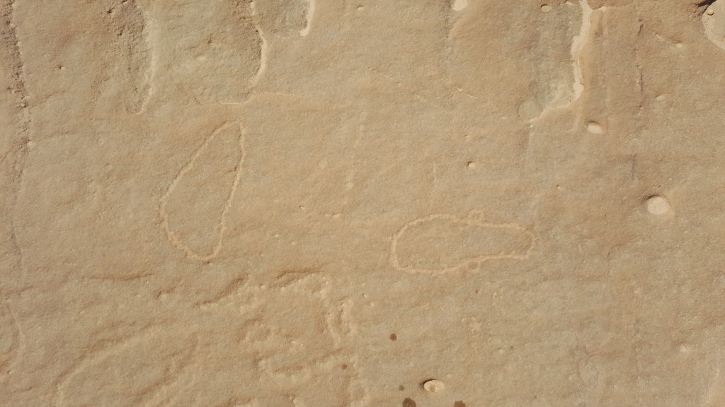 footprints, petroglyphics, Egypt, sinai trail, pilgrims