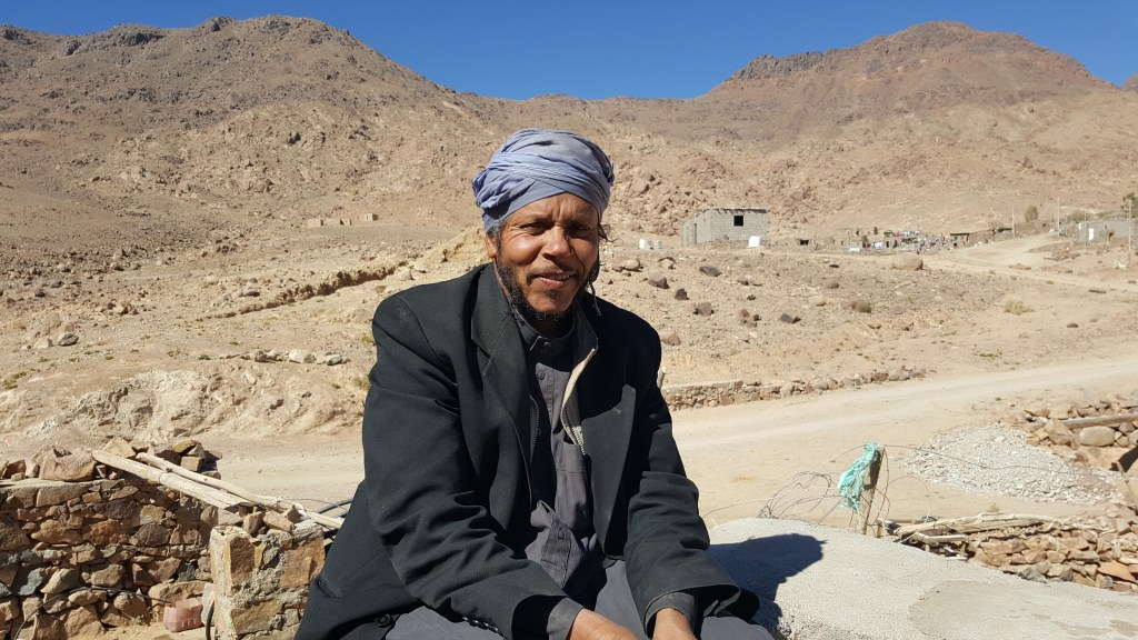 Sinai, trail, hiking, pilgrimage, Egypt, village, bedouins, story, settlement, mosque