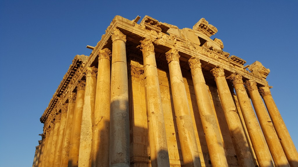 Baalbek, Lebanon, Heliopolis, Roman cities, ancient civilizations