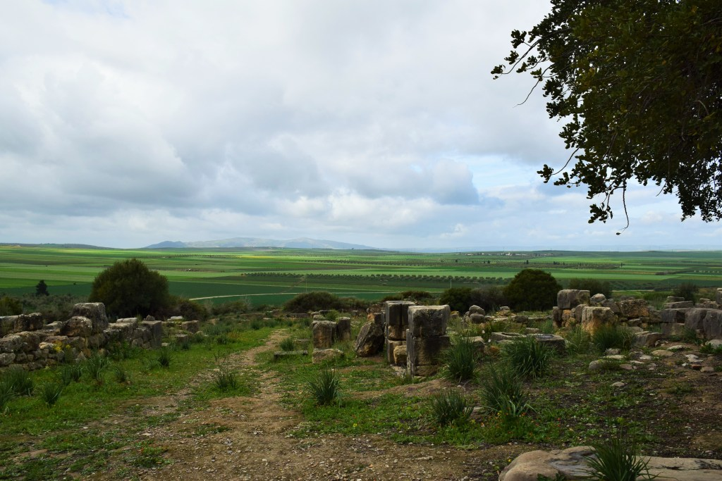 Volubilis, Morocco, Roman cities, ancient civilizations