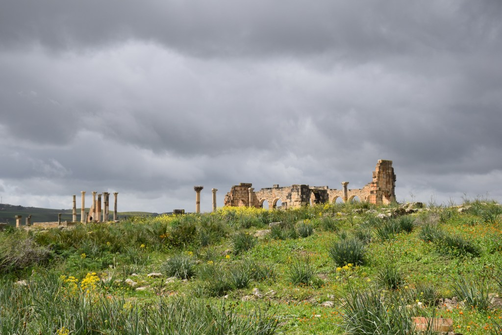 Volubilis, Morocco, Roman City, ancient civilizations