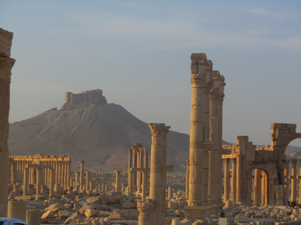 Syria, Roman cities, ancient civilizations