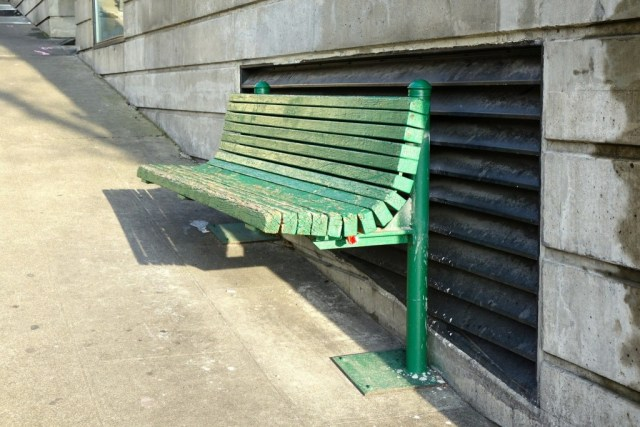 Seattle Bench