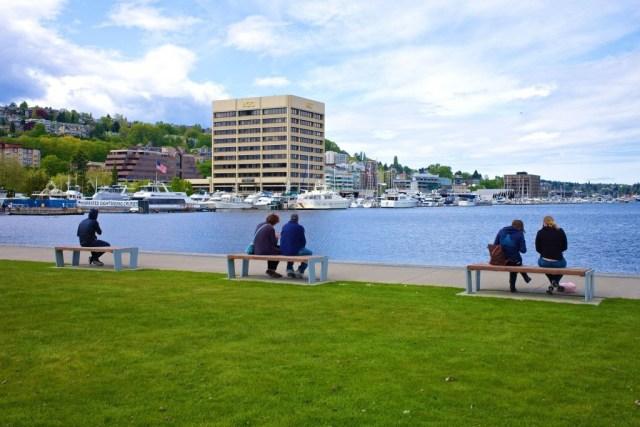 On Lake Union, Seattle