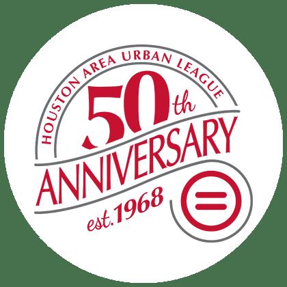 HAUL 50th anniversary logo