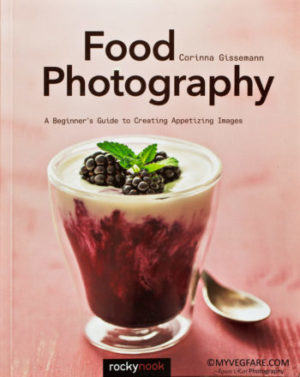 Food photography, Book Review
