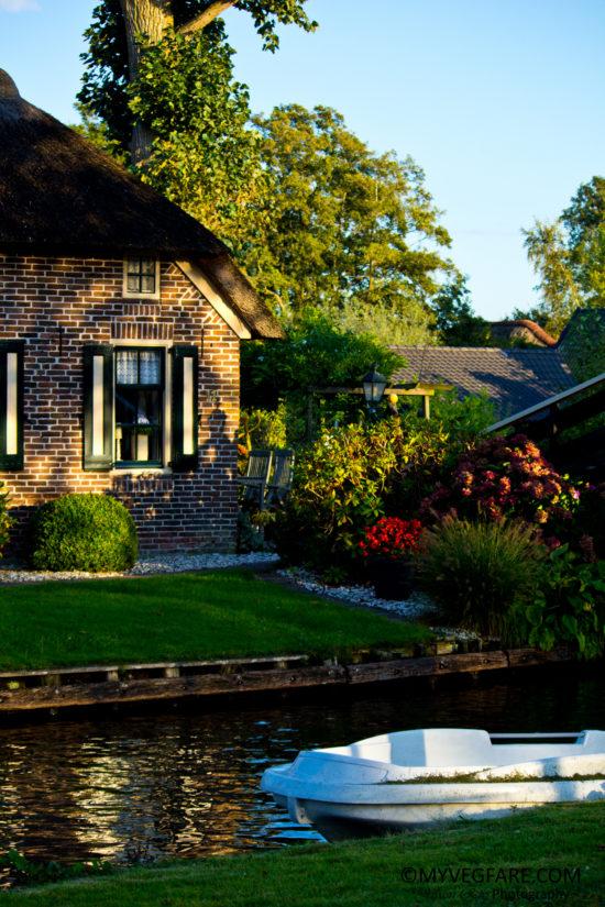 Netherlands, Giethoorn